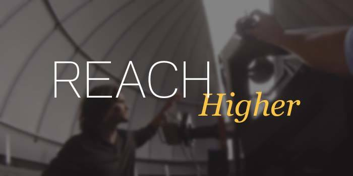 Reach Higher | Academics & Research