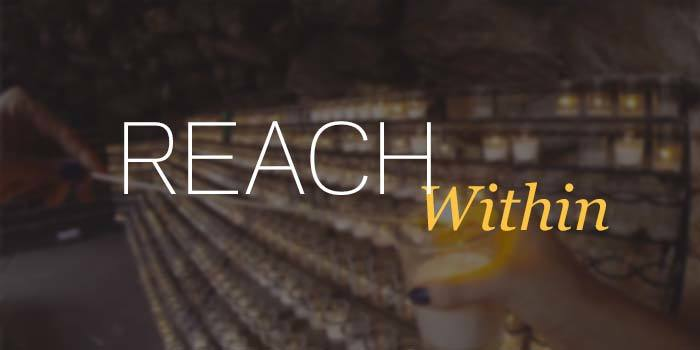 Reach Within | Spiritual Identity