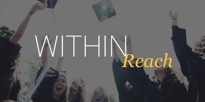 Within Reach | Cost & Financial Aid
