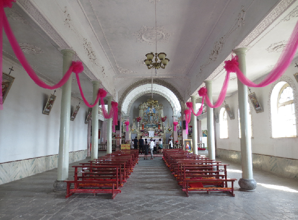 Taiyuan Church Inside Ev