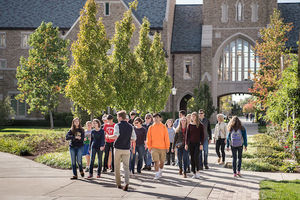 ND Campus Tour