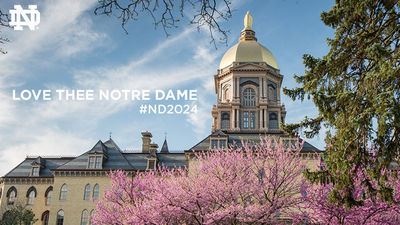 Love Thee Notre Dame