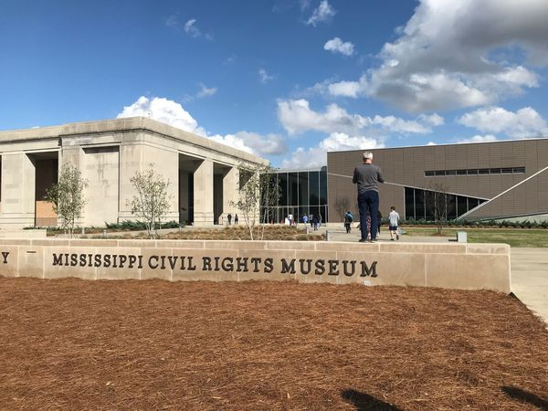 Civil Rights Museum Jackson